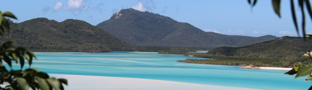 La plage paradisiaque des whitsunday Islands J2