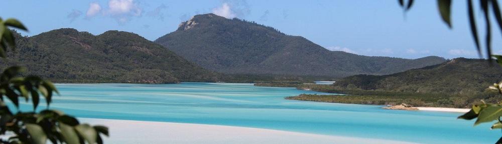 La plage paradisiaque des whitsunday Islands J2