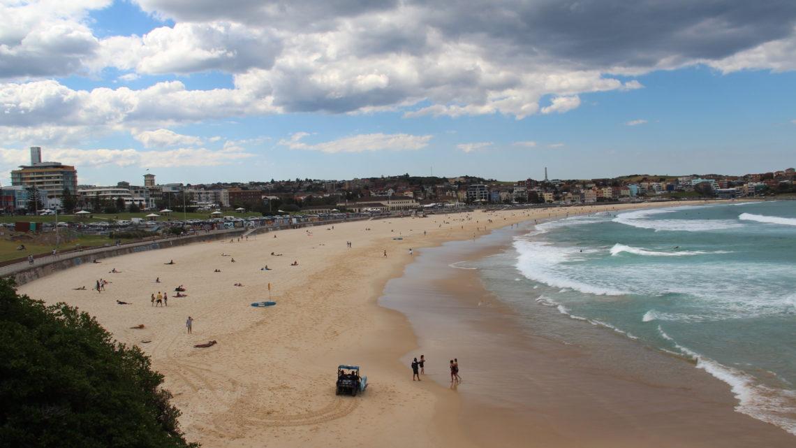 Sydney et la cote Pacifique sud J2