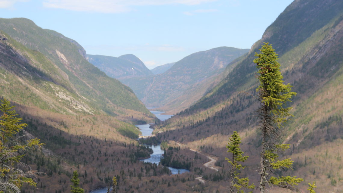 Randonnée au parc des Hautes Gorges – Les riverains