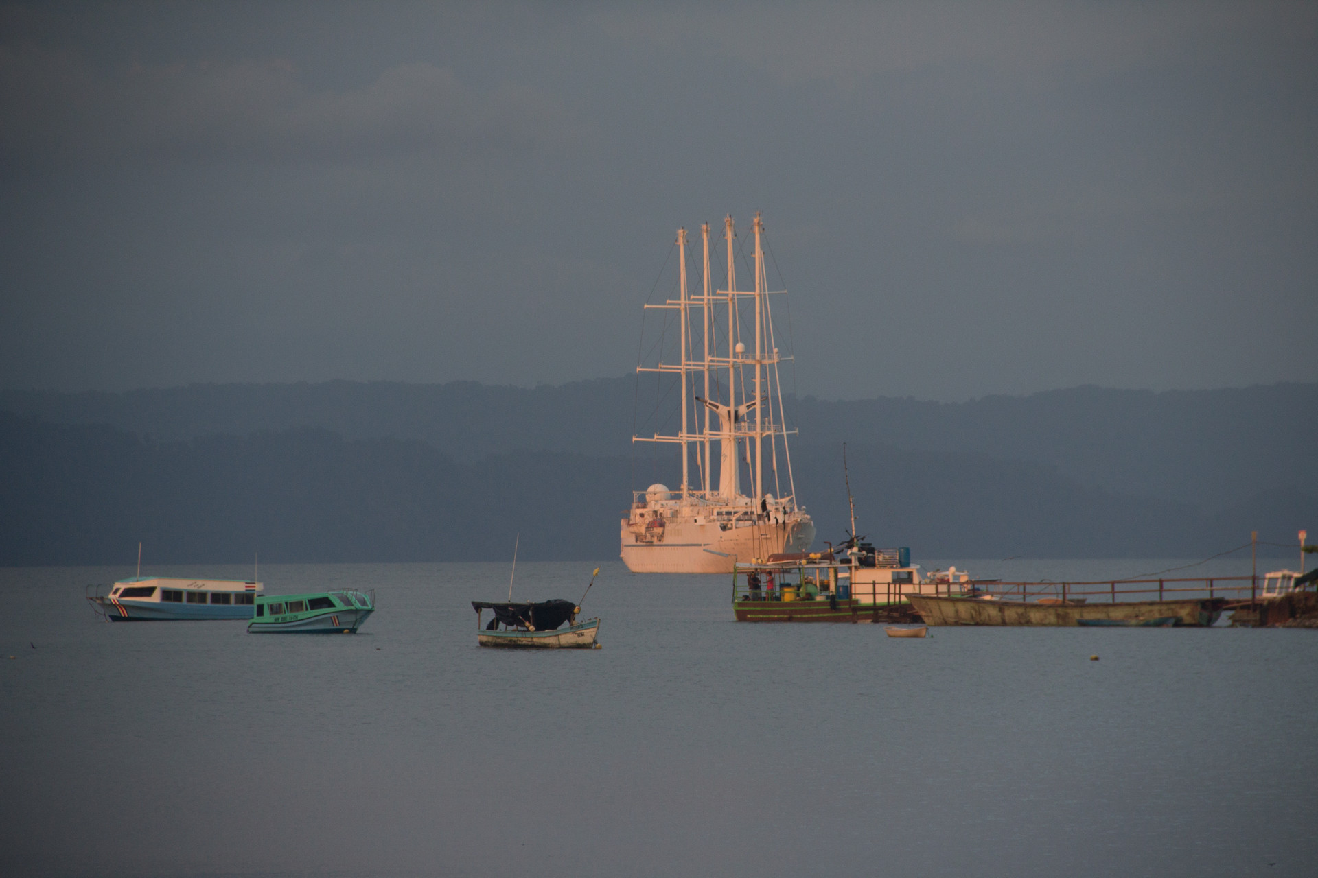 Puerto Jimenez, porte d'entrée du Corcovado