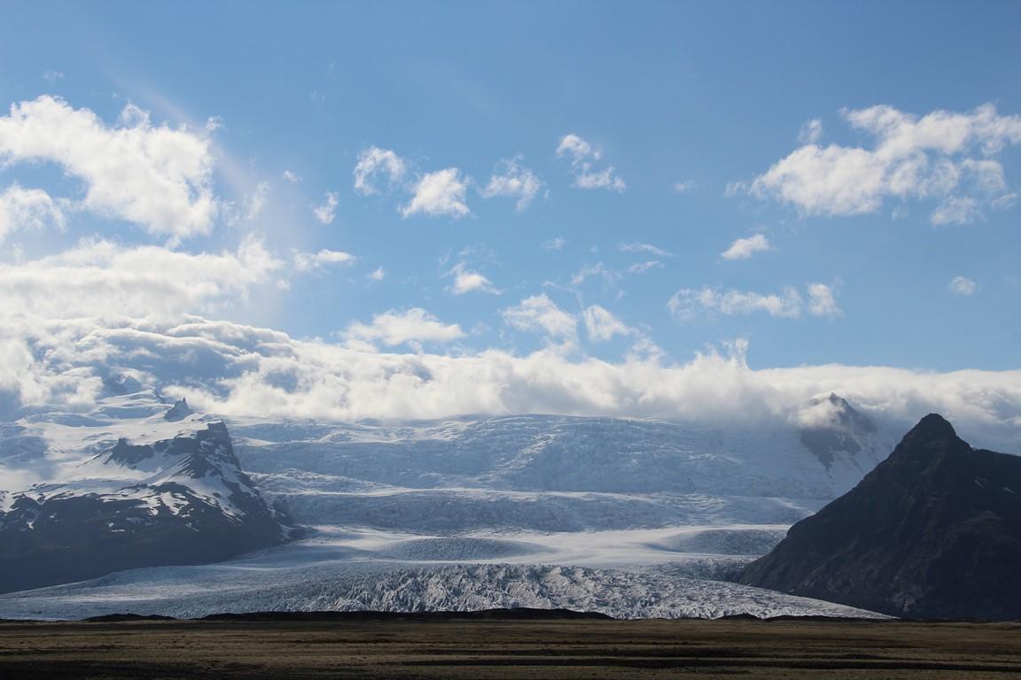 Langue glacière du Vatnajokull