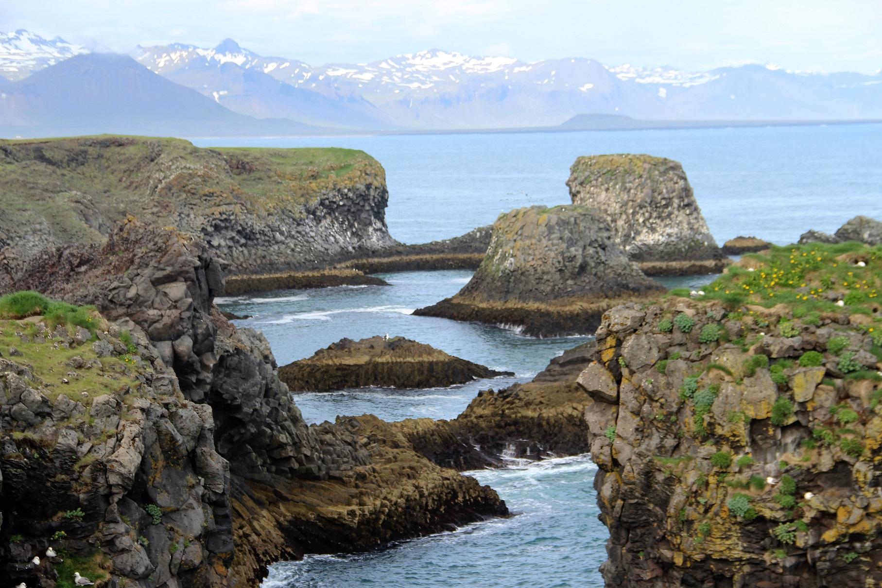 La boucle de la péninsule de Snæfellsnes