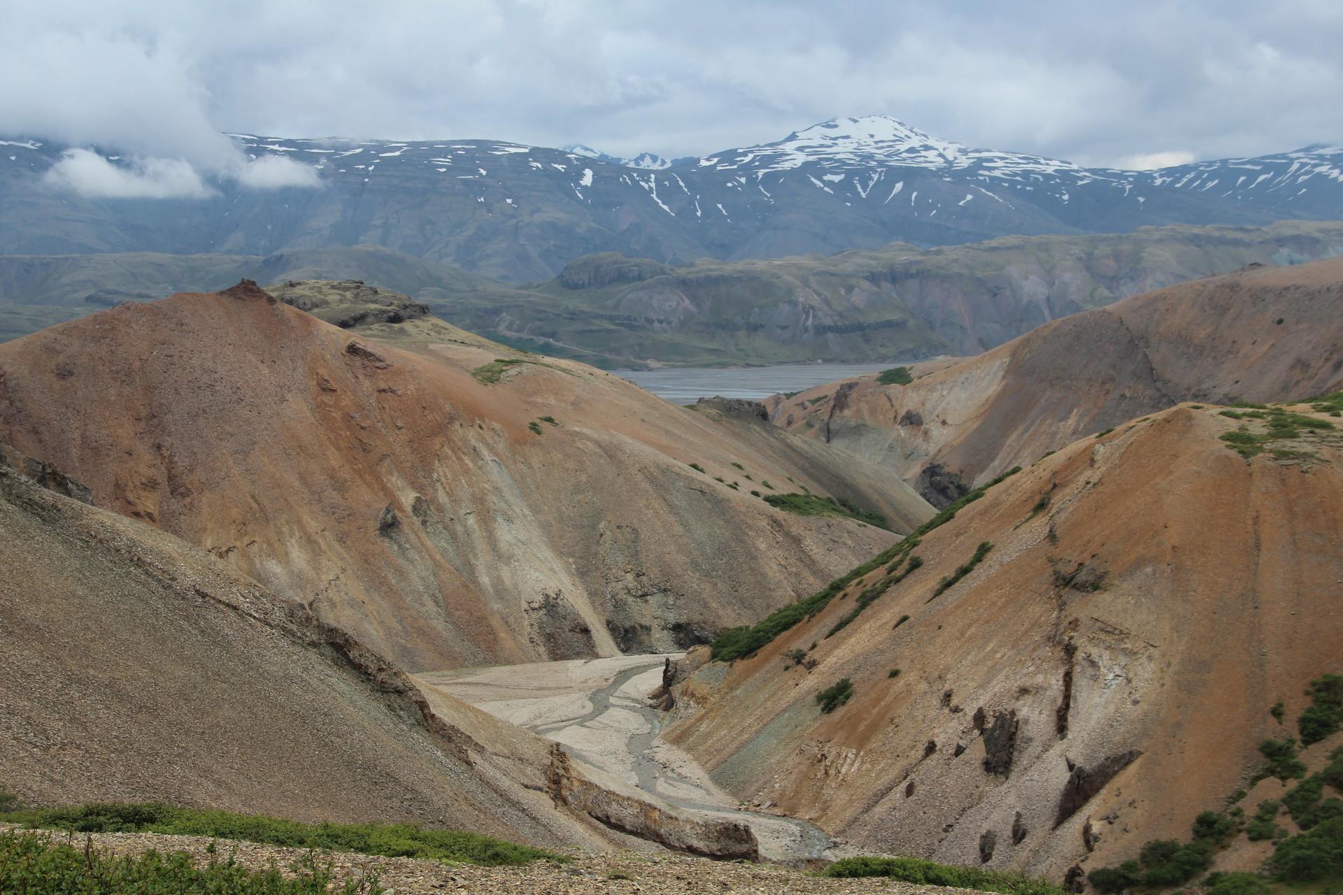 Heinabergslón, Hofn, Hvannagil canyon, Berufjordur