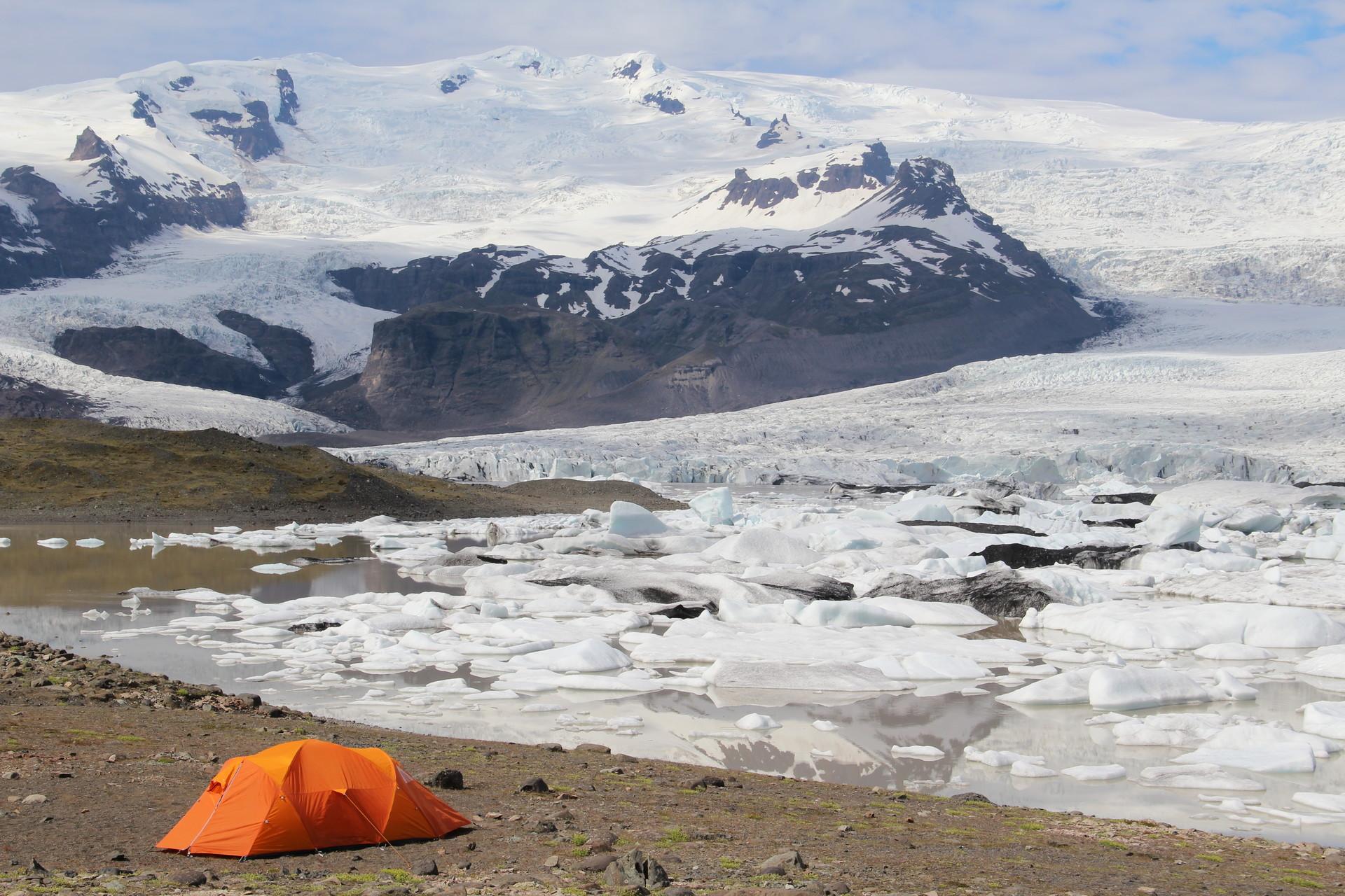 Dans le monde des glaciers de Jokulsarlon