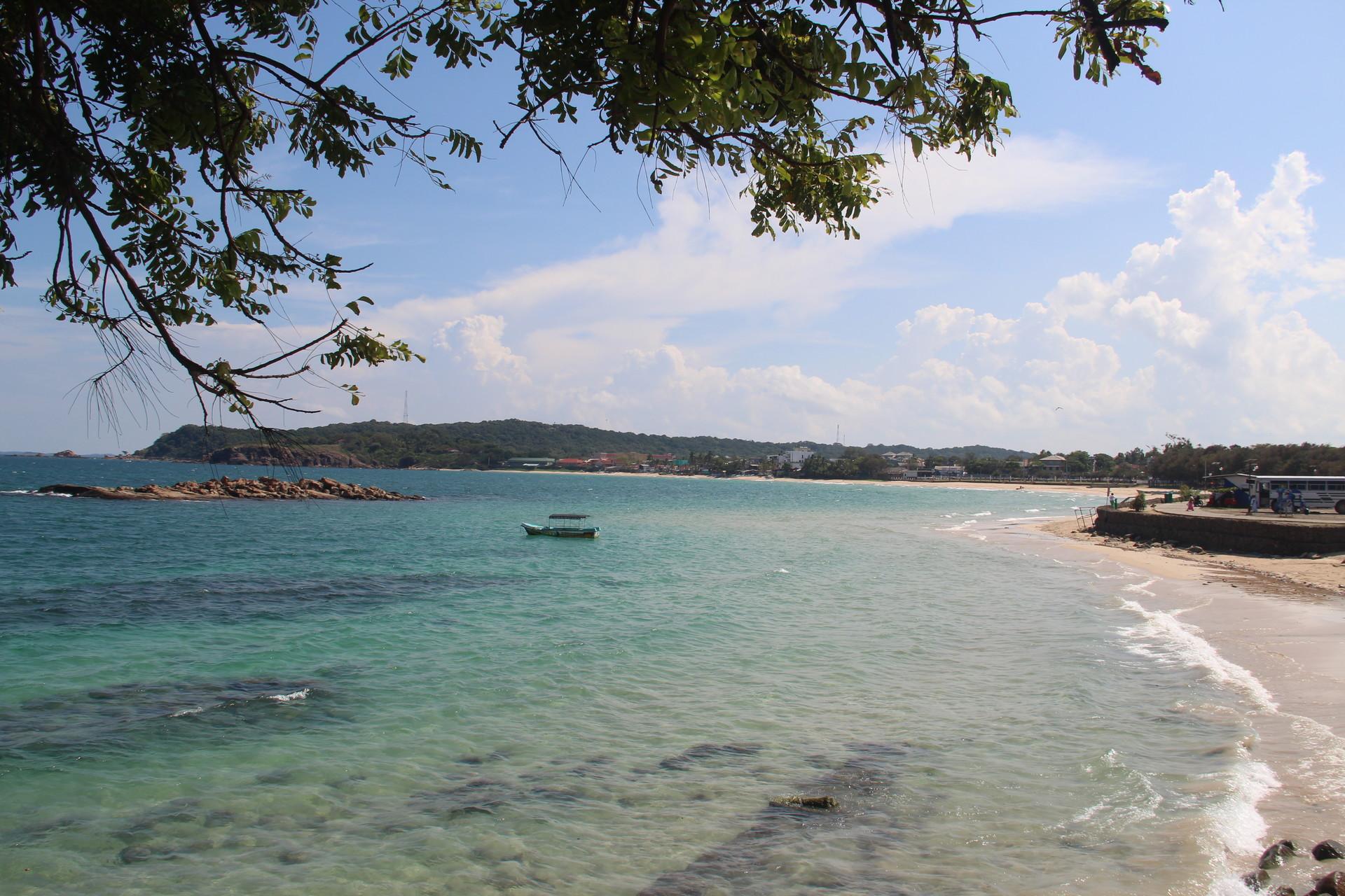 Plage et visites à Trincomalee