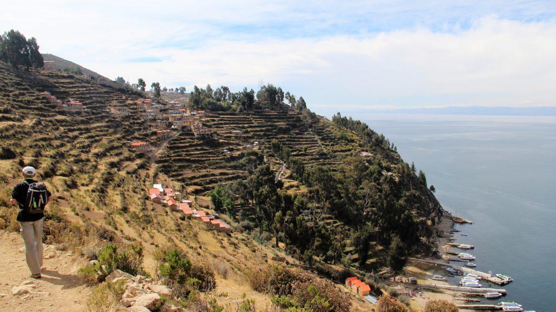 Vestige Inca et Isla del sol