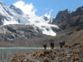 Trek to Condoriri Base Camp
