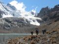 Trek to Condoriri Base Camp
