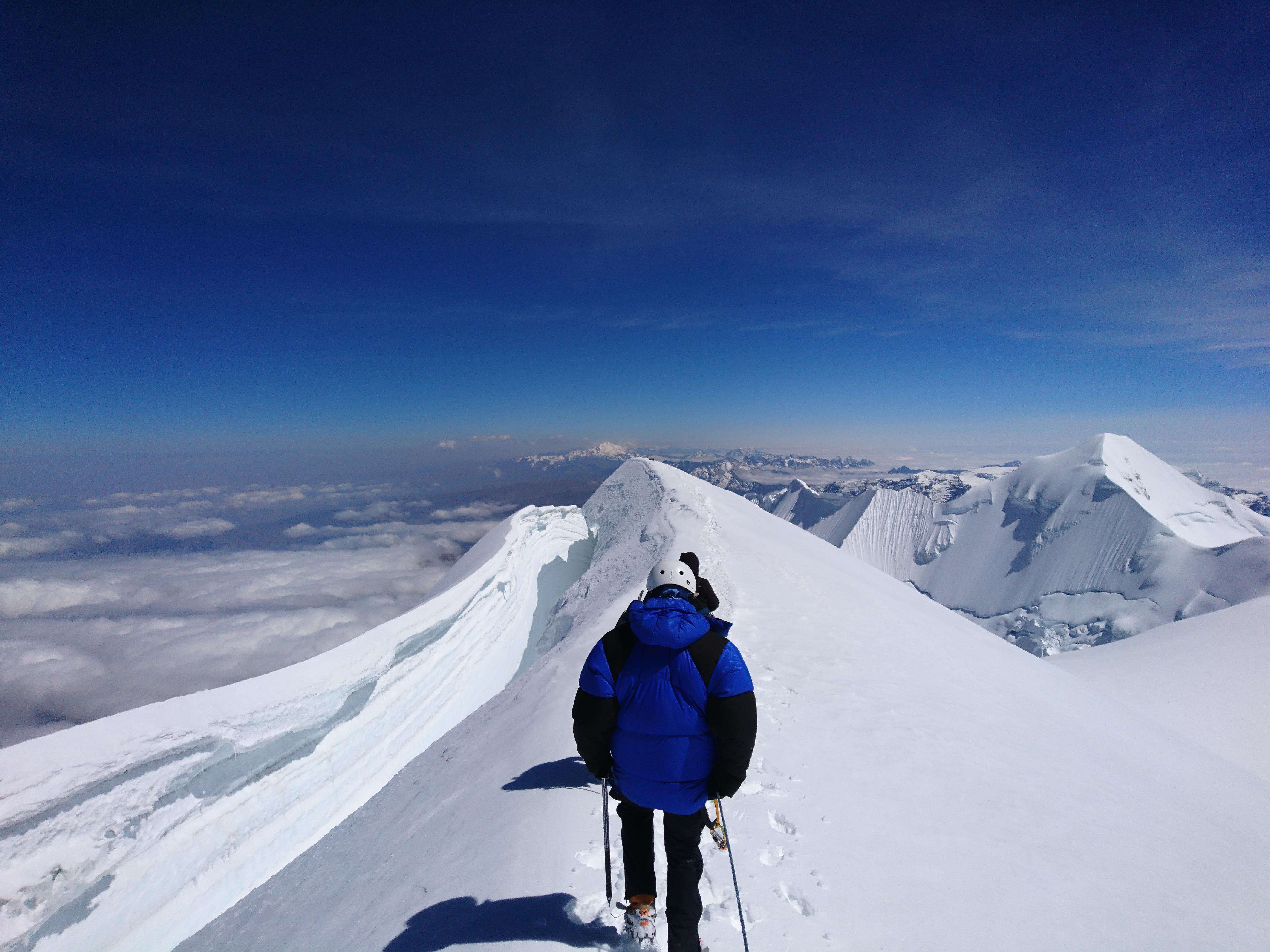 Le film de notre trek en Bolivie
