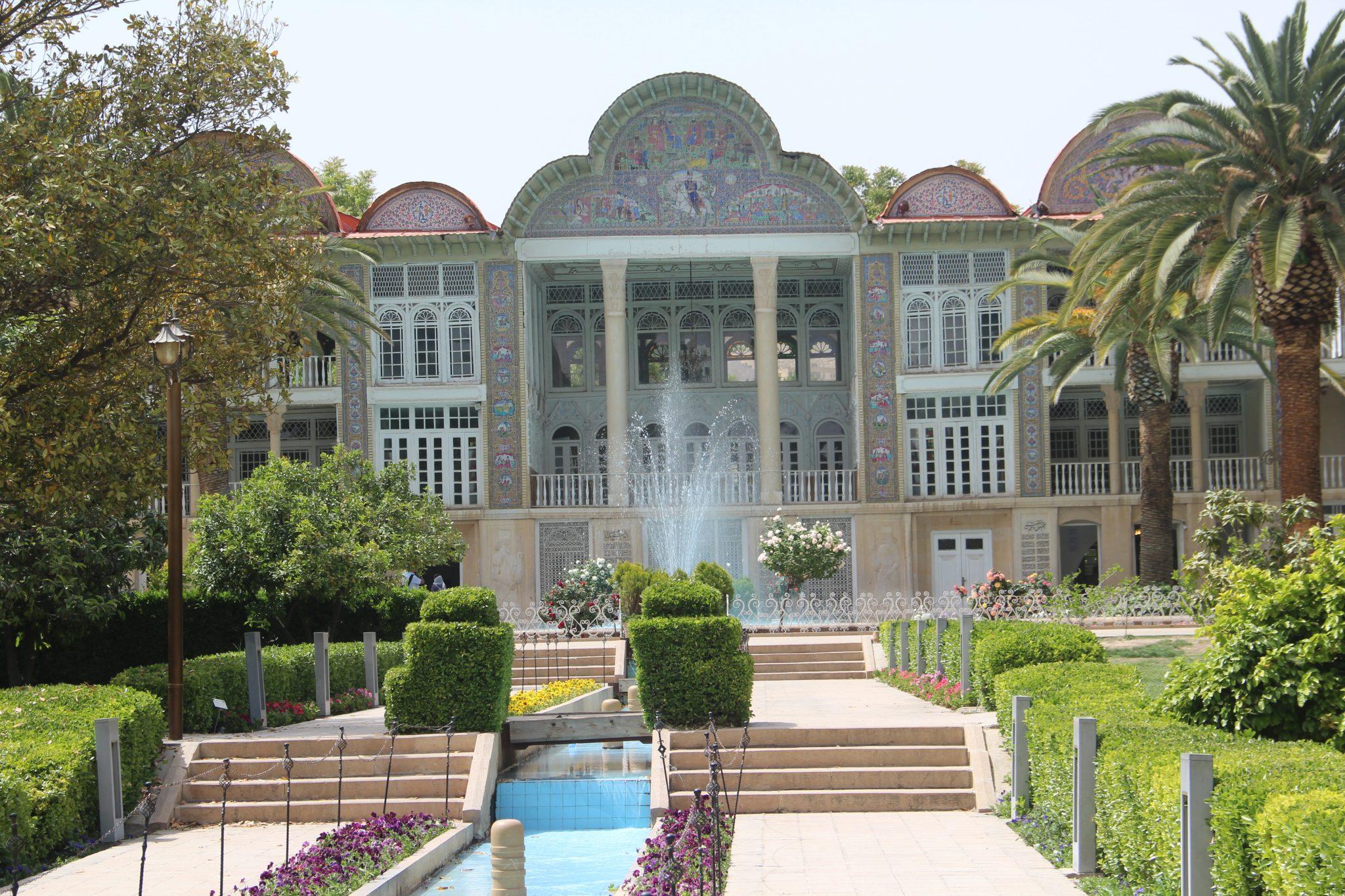 Découverte de Shiraz
