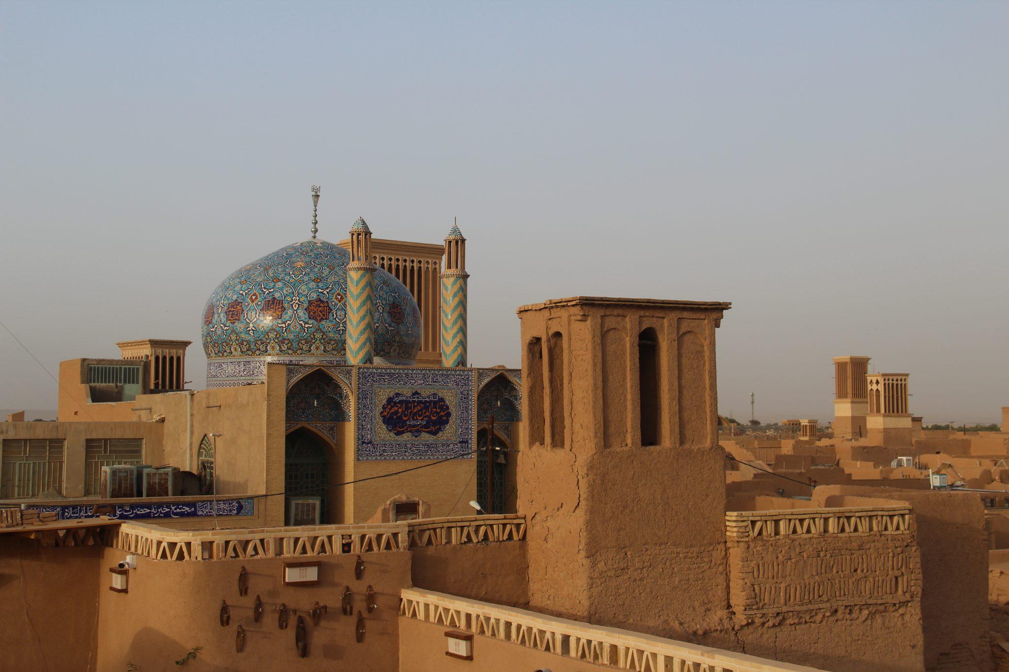 Découverte de Yazd