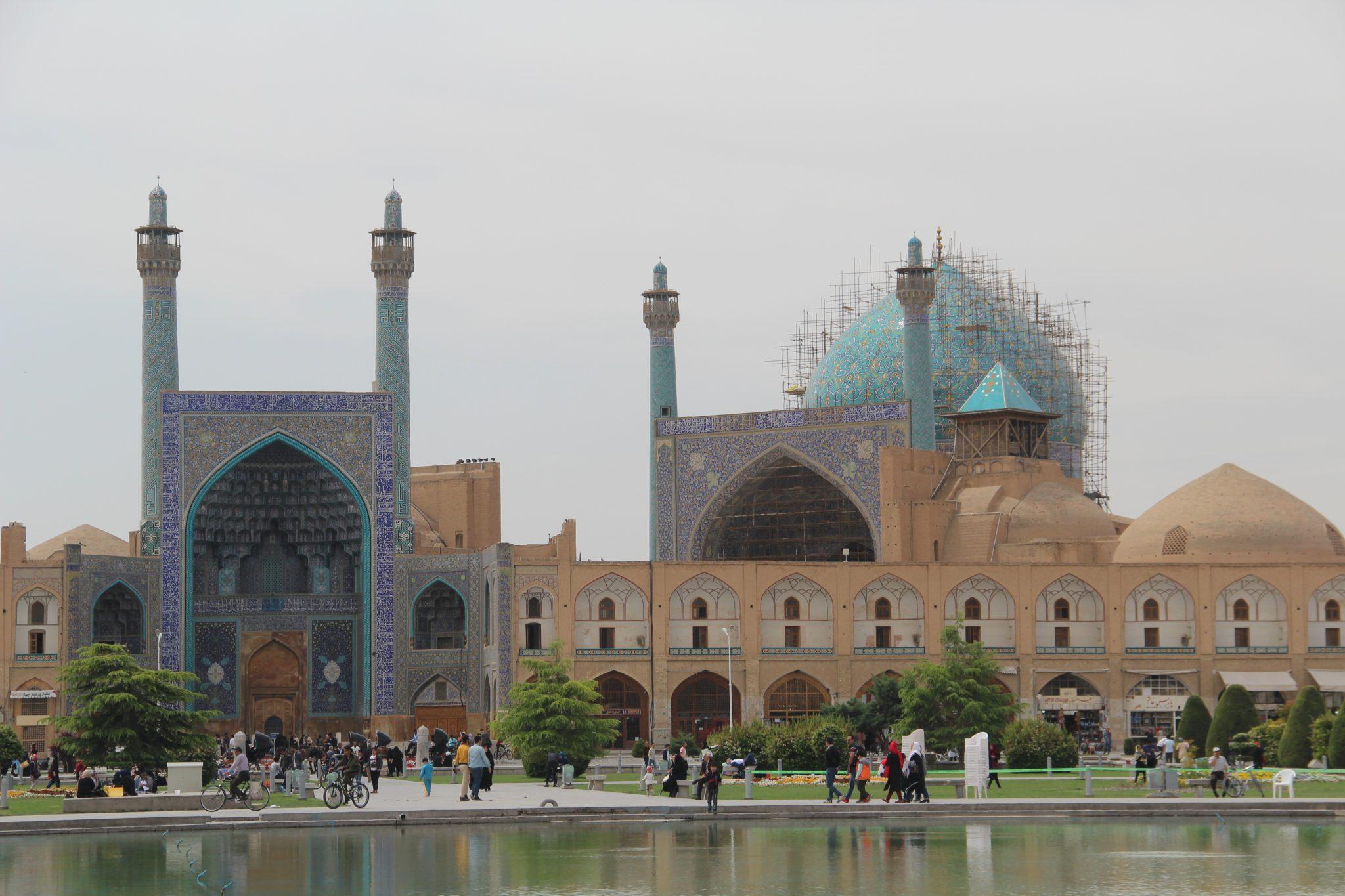 Le film de notre aventure en Iran