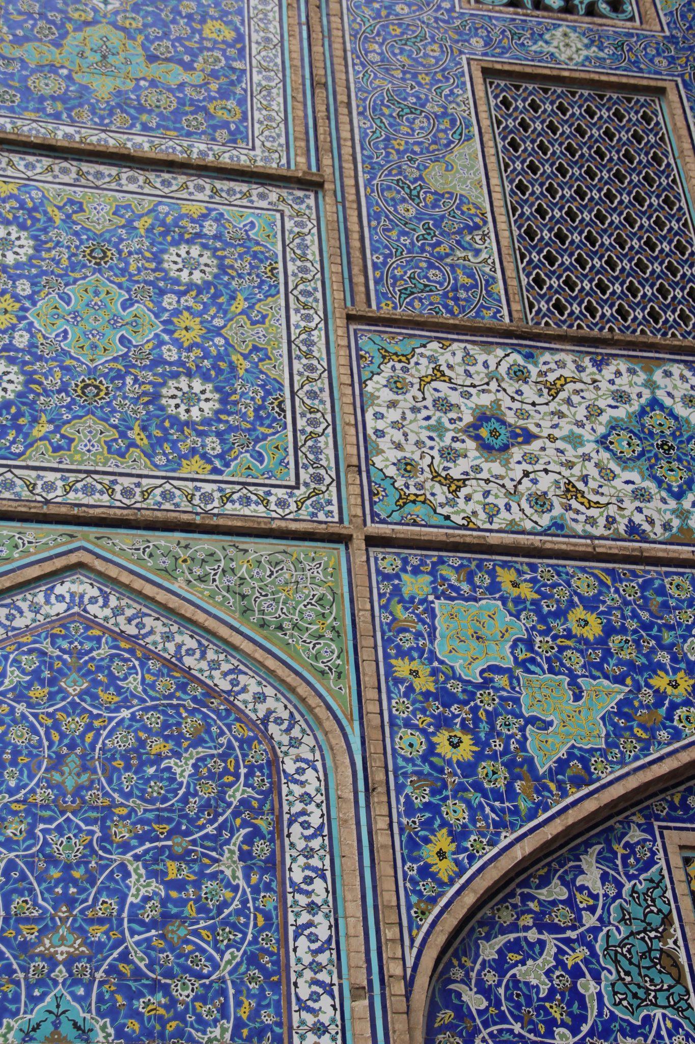 Monuments d'Ispahan