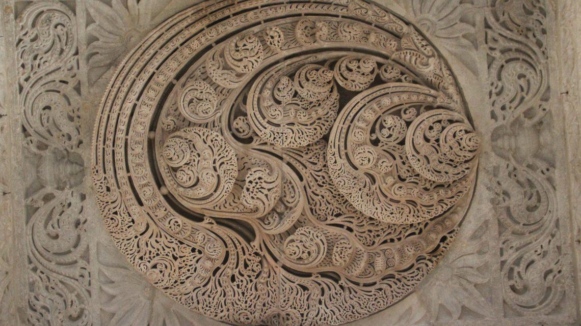 Ranakur, dentelle de marbre et la forteresse de Khumbalgar