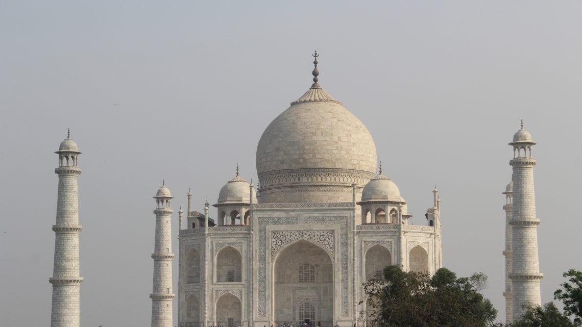 Itineraire en Inde du nord